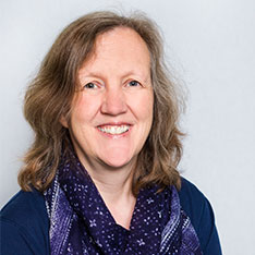 Head shot of Paulette Luff (Senior Lecturer for Education at Anglia Ruskin University)