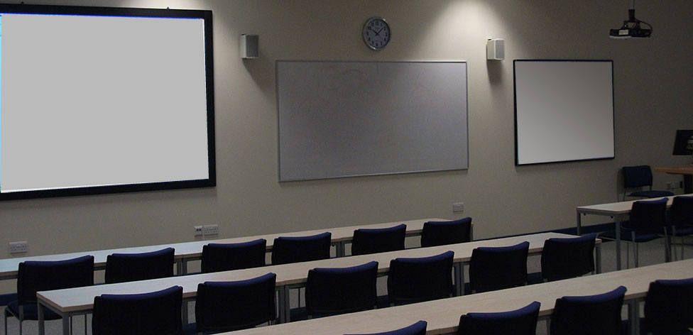 Lecture room, Guild House