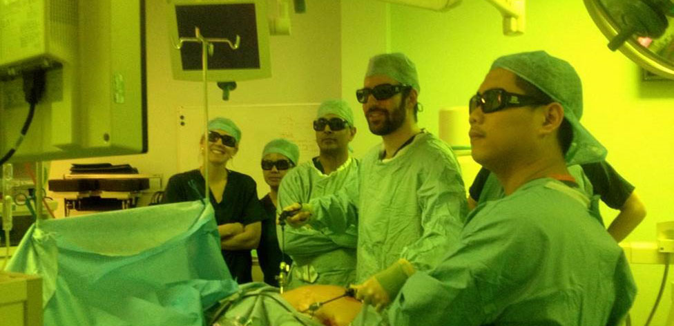 Minimally Invasive Surgery at the Iceni Centre in Colchester