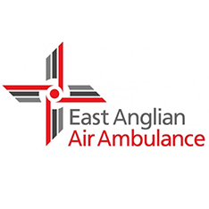 logo of East Anglian Air Ambulance