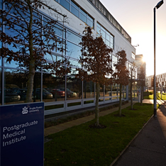 The Postgraduate Medical Institute Building in Chelmsford