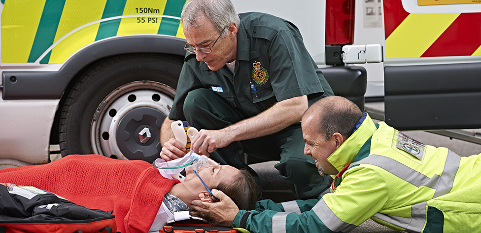 paramedic science courses