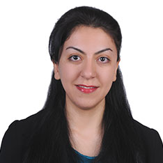 Head shot of Dr Donya Hajializadeh, Senior Lecturer in Engineering at Anglia Ruskin University