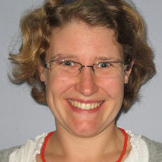 Head shot of Suzanna Forwood, Anglia Ruskin Psychology staff member