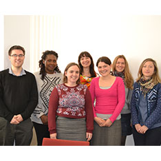 Consumption and Change group photo