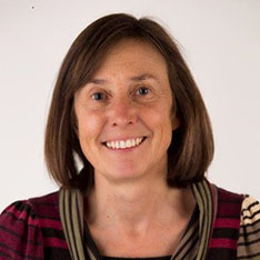 Photo of the Director of Education for Sustainability, Alison Greig
