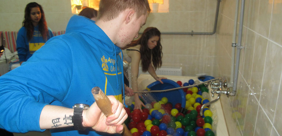 The Ball Pool