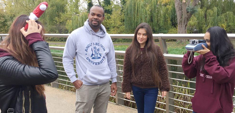 Photography by ARU Social Media