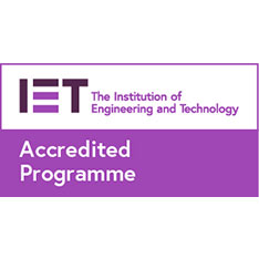 Institution of Engineering & Technology logo