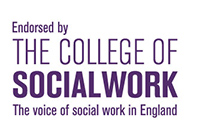 The College of Social Work logo