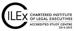 CILEx Accredited Study Centre logo
