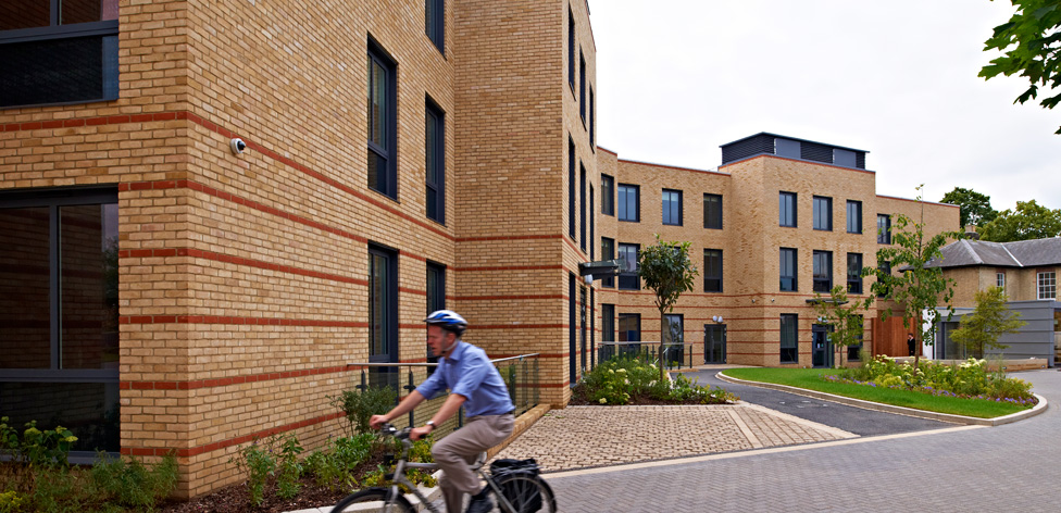 CB1 in central Cambridge has more than 500 rooms for Anglia Ruskin students