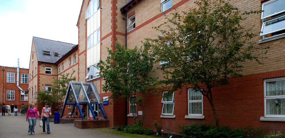 Swinhoe Hall is one of our halls of residence, on campus in Cambridge