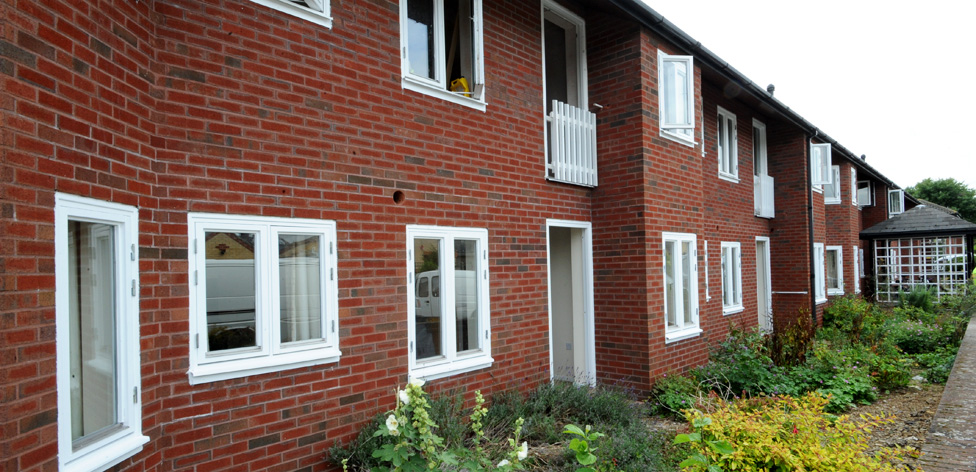 The Forum offers flats for students, close to our Cambridge campus
