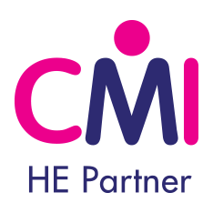 Chartered Management Institute (CMI) HE Partner logo