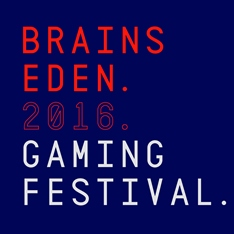 Brains Eden 2016 logo