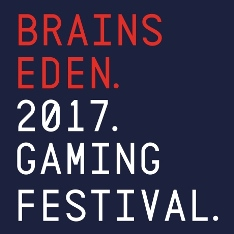 Brains Eden 2017 logo