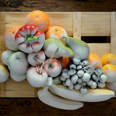 A picture of fruit by Marika Troili