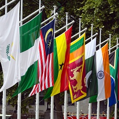 Flags of Commonwealth nations
