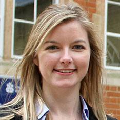 Dr Candice Howarth