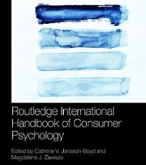 Cover of The Routledge International Handbook of Consumer Psychology
