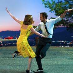 A still from the film La La Land