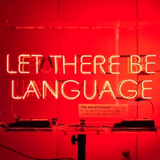 Let There Be Language logo
