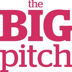 Logo for the Big Pitch competition